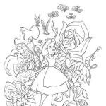 Alice im Wunderland 5