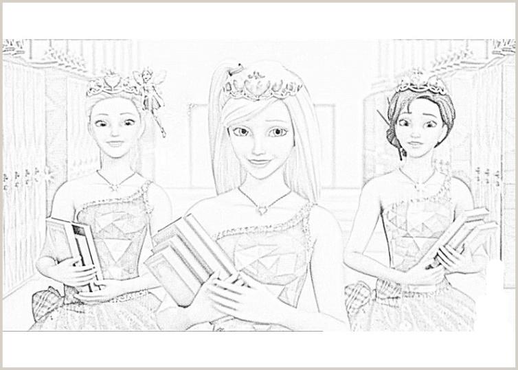 Gratis Malvorlagen Barbie Prinzessin Akademie Coloring And Malvorlagan