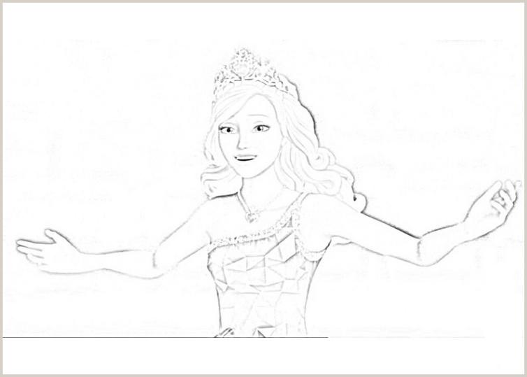 Ziemlich Barbie Prinzessin Druckbare Malvorlagen Fotos ...