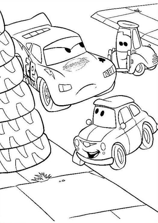 ausmalbilder für kinder cars 13