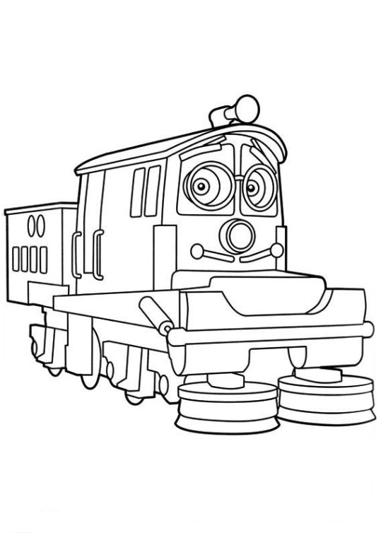 Chuggington - Die Loks sind los 13