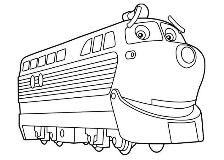 Chuggington - Die Loks sind los 22