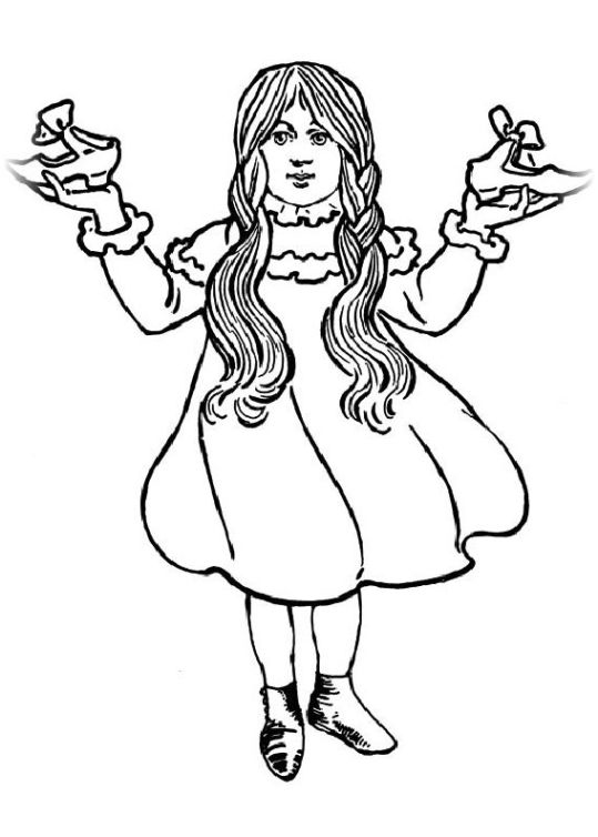ausmalbilder für kinder der zauberer von oz 7