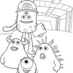 Die Monster Uni 3