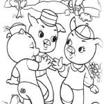 Die drei kleinen Schweinchen 5