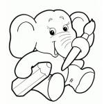 Elefant 24