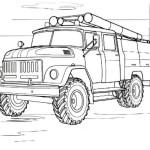 Feuerwehrwagen 13