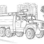 Feuerwehrwagen 8