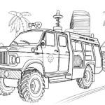 Feuerwehrwagen 9