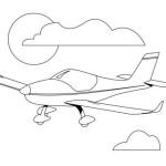Flugzeug 10
