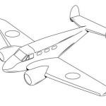 Flugzeug 12