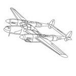 Flugzeug 3