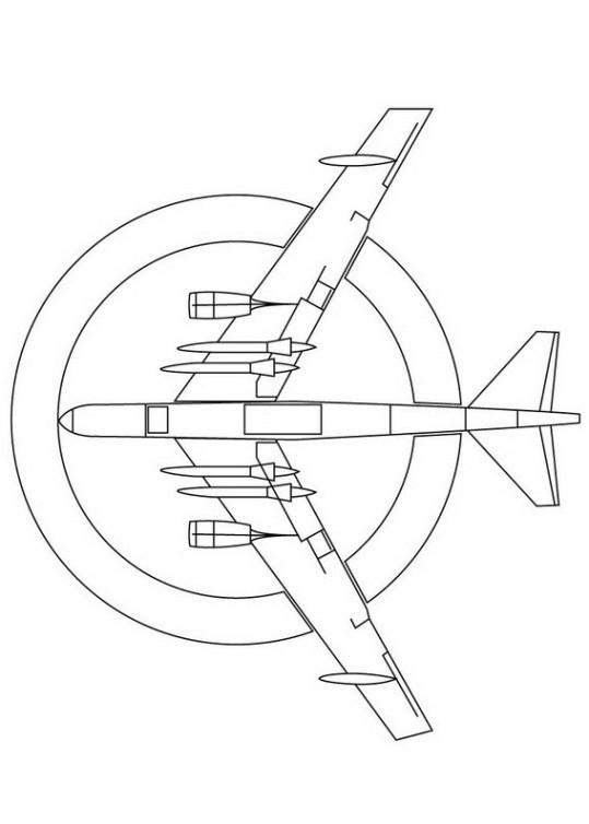 Flugzeug 9