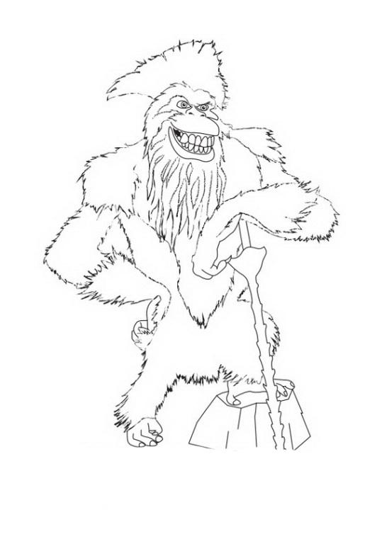 Tom Jerry Kleurplaat Ausmalbilder F 252 R Kinder Ice Age 4 Voll Verschoben 12