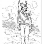 Kampfer und Soldaten 9