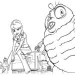 Monsters vs. Aliens 5