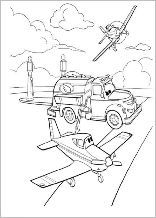 Ausgezeichnet Coloriage Flugzeuge 2 Dynamit Bilder - Ideen färben ...
