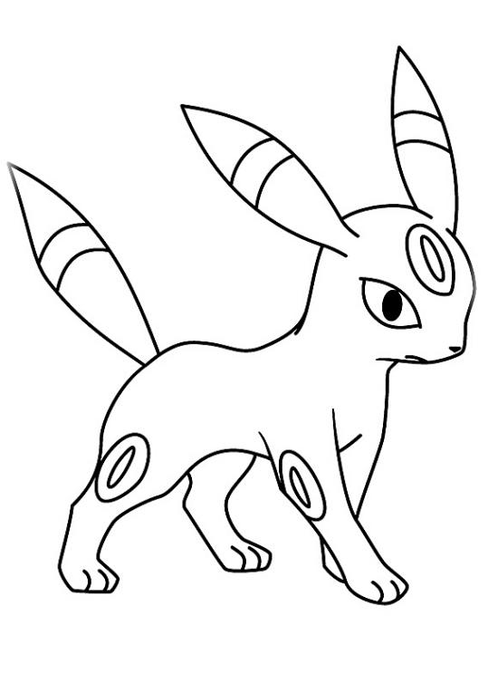 ausmalbilder für kinder pokemon 11