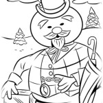 Rudolph mit der roten Nase 3