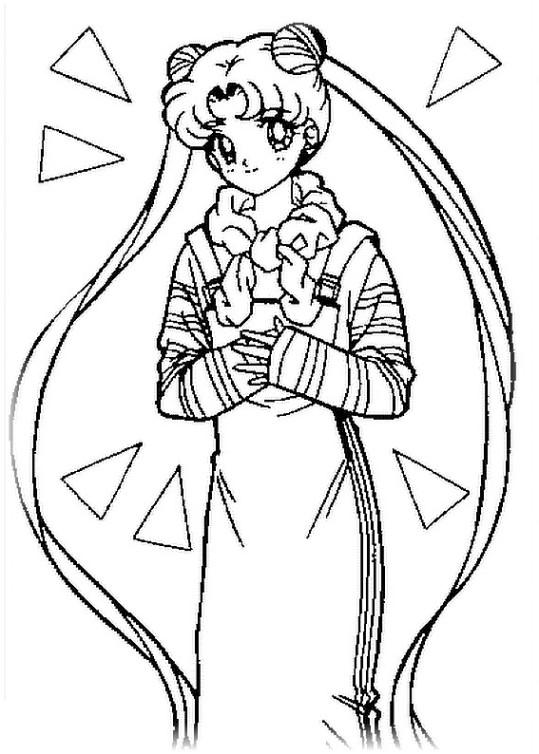 Sailor Moon 16
