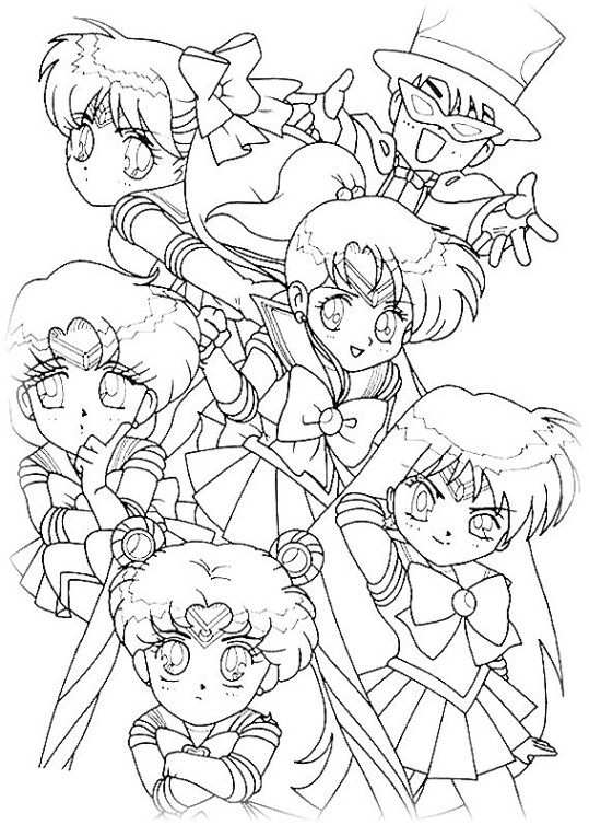 Sailor Moon 24
