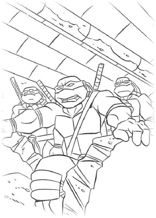 Teenage Mutant Ninja Turtles 11