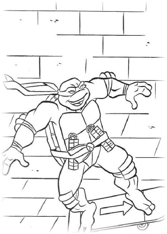 Teenage Mutant Ninja Turtles 16