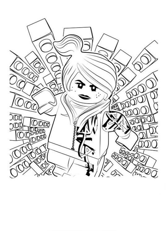 Gemütlich Lego Film Malvorlagen Zum Ausdrucken Ideen - Framing ...