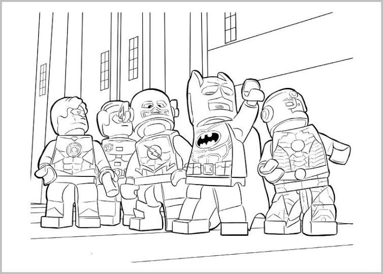 Malvorlagen Lego Spiderman | My blog