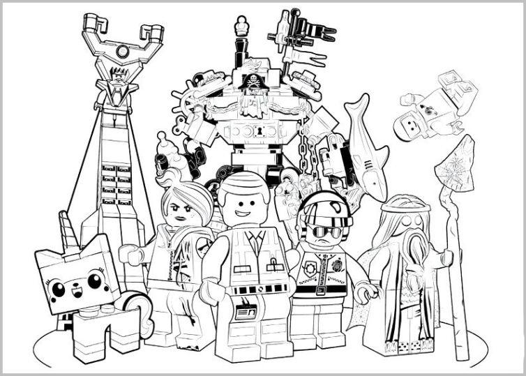 Nett Lego Freund Malvorlagen Fotos - Ideen färben - blsbooks.com