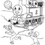 Thomas, die kleine Lokomotive 11