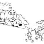 Thomas, die kleine Lokomotive 15
