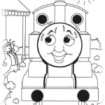 Thomas, die kleine Lokomotive 17