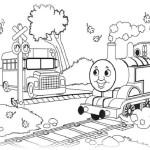 Thomas, die kleine Lokomotive 21