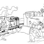 Thomas, die kleine Lokomotive 4