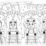 Thomas, die kleine Lokomotive 6