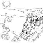 Thomas, die kleine Lokomotive 7