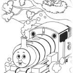 Thomas, die kleine Lokomotive 9