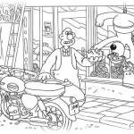 Wallace und Gromit 3