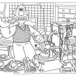 Wallace und Gromit 5