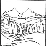 Berg Gebirge 10