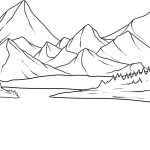 Berg Gebirge 13