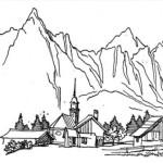 Berg Gebirge 2