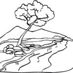 Berg Gebirge 9