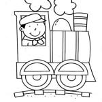 Dampflokomotive 10
