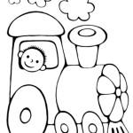 Dampflokomotive 11
