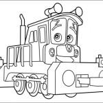 Dampflokomotive 14