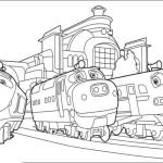 Dampflokomotive 15