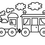 Dampflokomotive 5