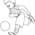 Fussballspieler 10
